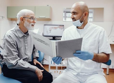 Реабилитация после костной пластики или синус–лифтинга.