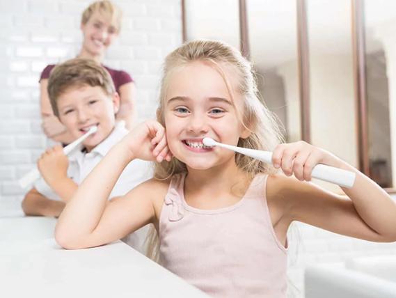 Зубная паста для детей: особенности при ее выборе