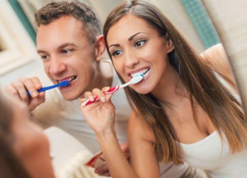 Повышенное стирание зубов