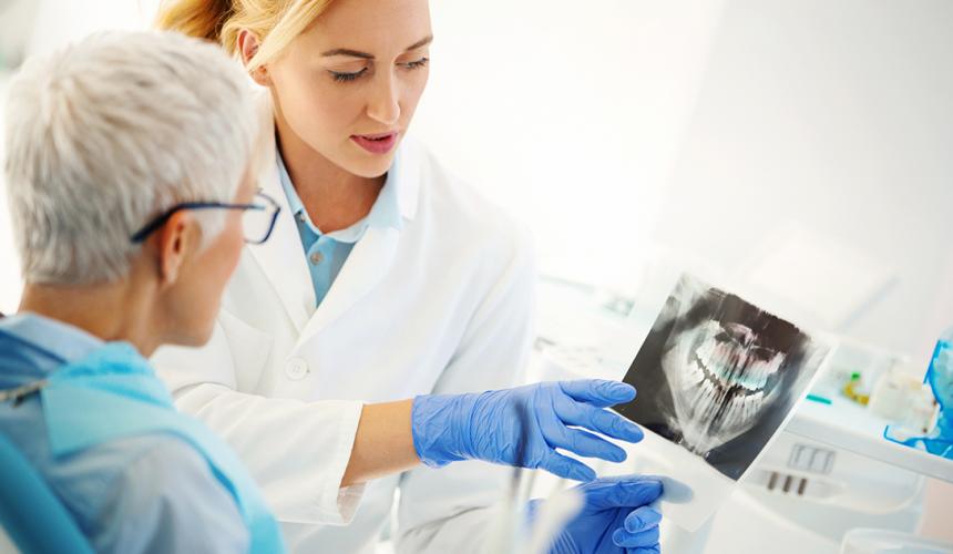 Перфорация зуба, причины и лечение