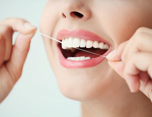 Уход за полостью рта после имплантации зуба